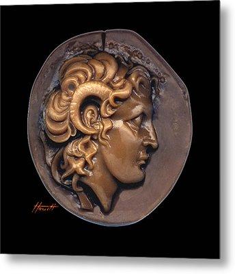 Alexander Metal Print by Patricia Howitt