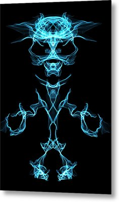 Alpha One Metal Print by Tom DiFrancesca