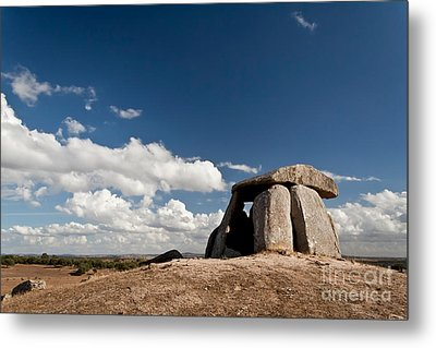 Ancient Dolmen Metal Print