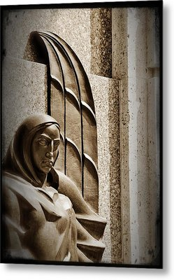 Angel Metal Print by Cherie Haines