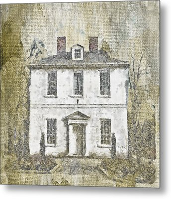 Animal House Metal Print by Trish Tritz