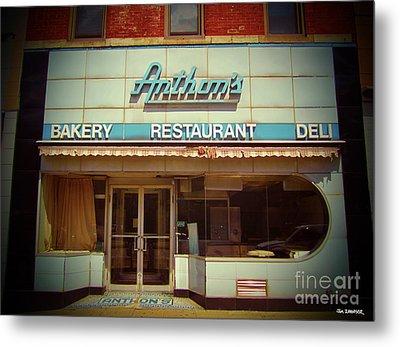 Anthon's Bakery Pittsburgh Metal Print by Jim Zahniser