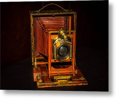 Antique Pony Premo No 6 Camera Metal Print