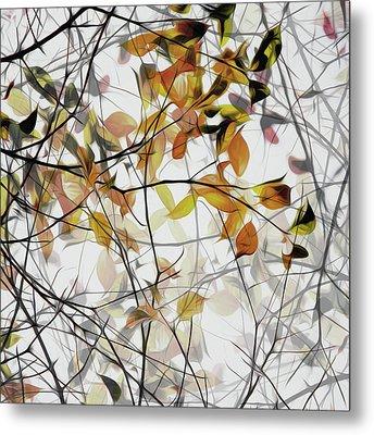 Autumn Song Metal Print
