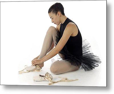 Ballerina   Metal Print by Stephen Norris