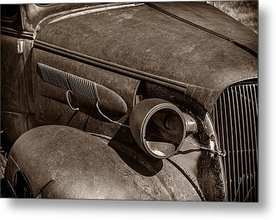 Barely Existing Metal Print by Jon Glaser