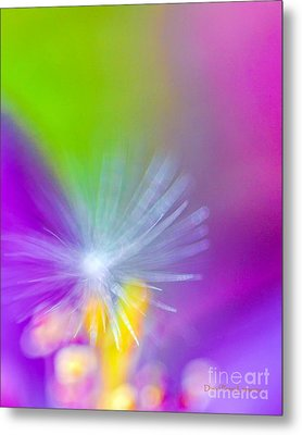 Beautiful Blur Metal Print