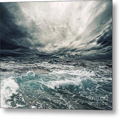 Beautiful Thunderstorm Metal Print by Boon Mee