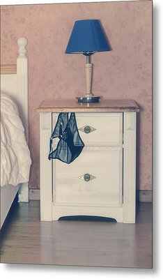 Bedroom Metal Print by Joana Kruse