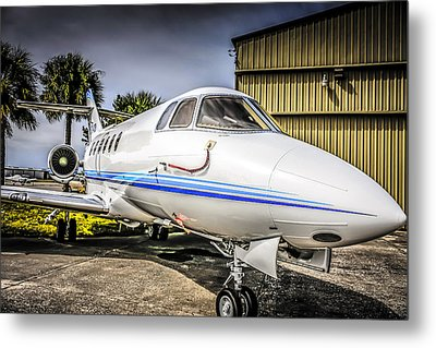 Beechcraft 900xp Metal Print