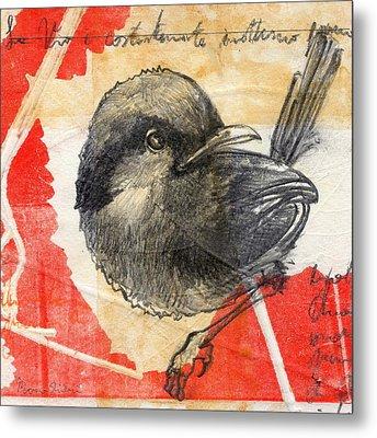 Bird 04 Metal Print