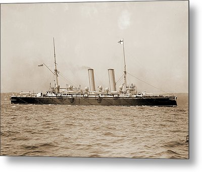Blake, English Ship, Blake Ship, Government Vessels Metal Print
