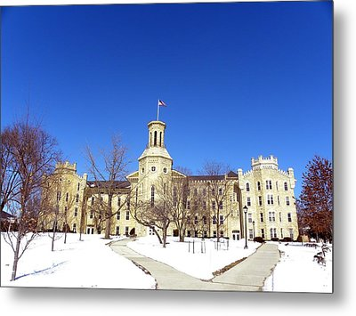 Blanchard Hall Metal Print