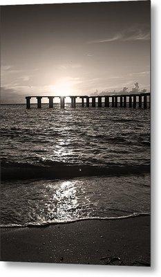 Boca Grande Florida Metal Print by Fizzy Image