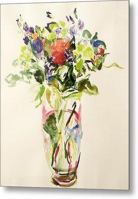 Bouquet  Metal Print by Julie Held