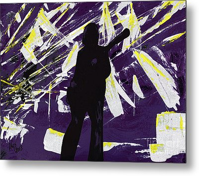 Breakdown Metal Print by Alys Caviness-Gober
