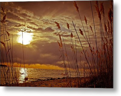 Metal Print featuring the photograph Breakthrough  by Jason Naudi Photography