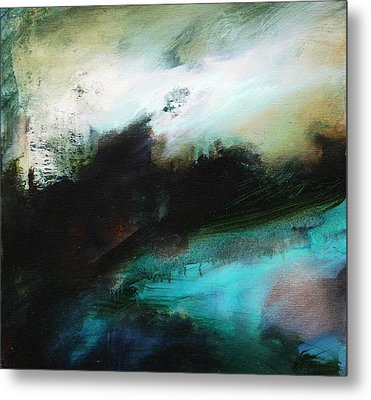 Breathing Space Metal Print by Lissa Bockrath