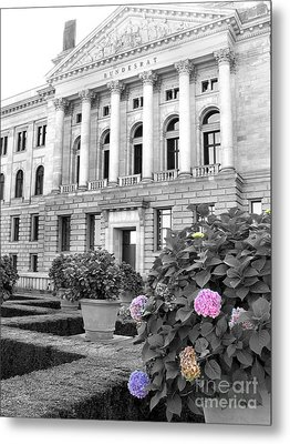 Bundesrat Germany Metal Print