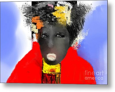 Caribbean Delight Metal Print by Rc Rcd