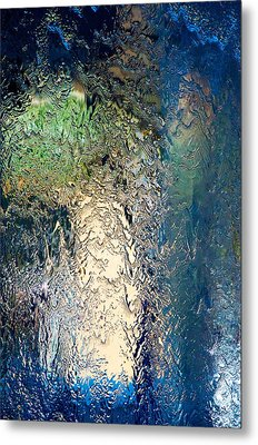Cascade Metal Print by wDm Gallery