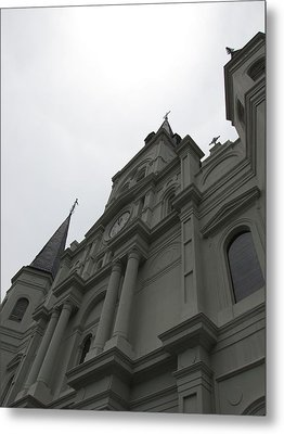 Metal Print featuring the photograph Cathedral II by Beth Vincent