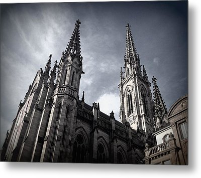 Cathedral Metal Print by Kari Espeland