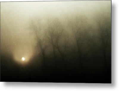 Celestial Melody To The Earth Metal Print