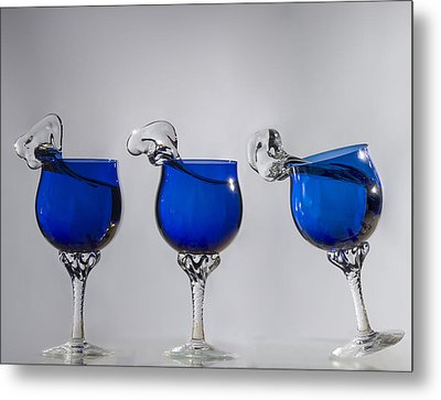 Cheers Metal Print by Paul Geilfuss