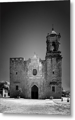 Church Mission San Jose Metal Print by Christine Till
