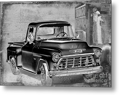 Classic Ride Metal Print by Betty LaRue