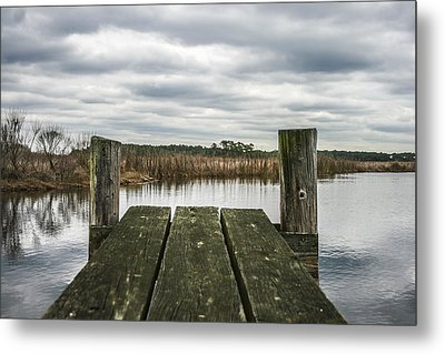 Clear View  Metal Print by Steven  Taylor