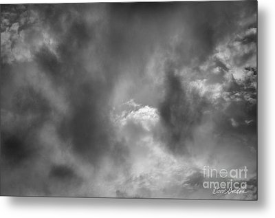 Cloudscape No. 6 Metal Print by David Gordon