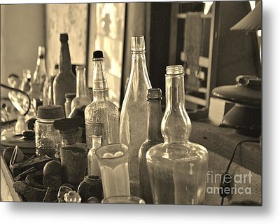 Collection Metal Print by William Wyckoff