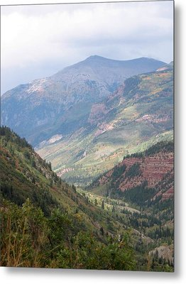 Metal Print featuring the photograph Colorado by Kristine Bogdanovich