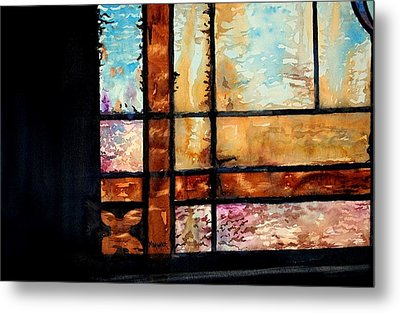 Colored Impressions Metal Print by Spencer Meagher