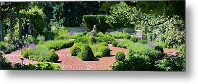 Come To My Garden Metal Print by Bruce Bley