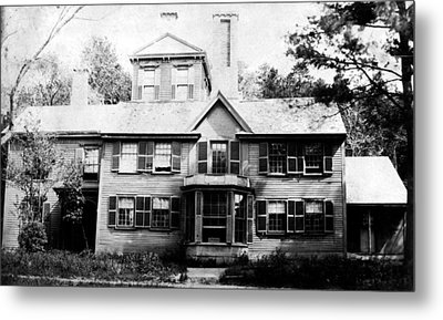 Concord The Wayside Metal Print by Granger