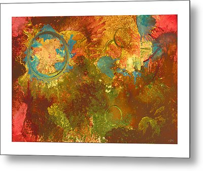 Cooked Goodness Metal Print