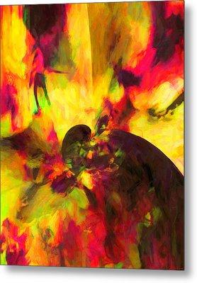 Metal Print featuring the digital art Corner Of Discovery by Joe Misrasi