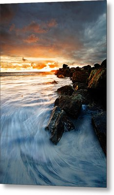 Metal Print featuring the photograph Coronet by Ryan Weddle