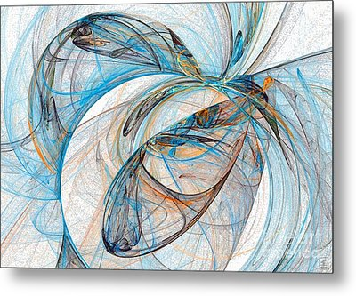 Cosmic Web 6 Metal Print