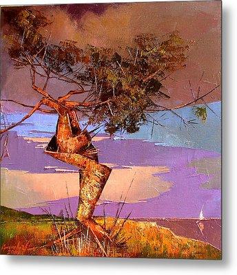 Crimean Pine Metal Print by Anastasija Kraineva
