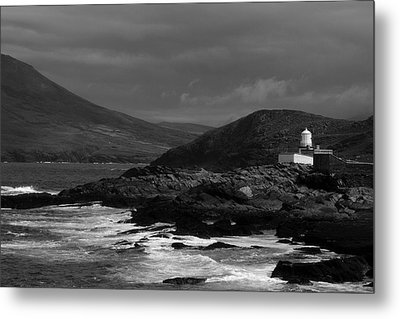 Cromwell Point Lighthouse Metal Print by Peter Skelton