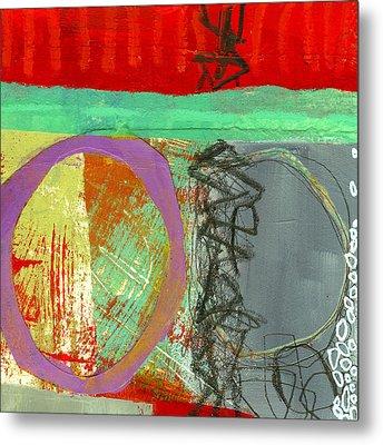 Crossroads 32 Metal Print by Jane Davies