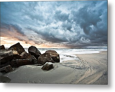 Metal Print featuring the photograph Cumuloterra by Ryan Weddle