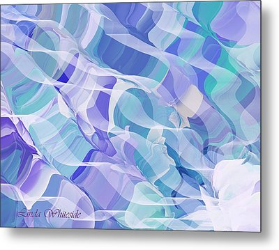 Currents Metal Print