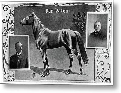 Dan Patch (1896-1916) Metal Print by Granger