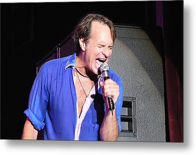 David Lee Roth 004 Metal Print by Artistic Photos