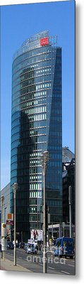 Metal Print featuring the photograph Db Tower by Art Photography
